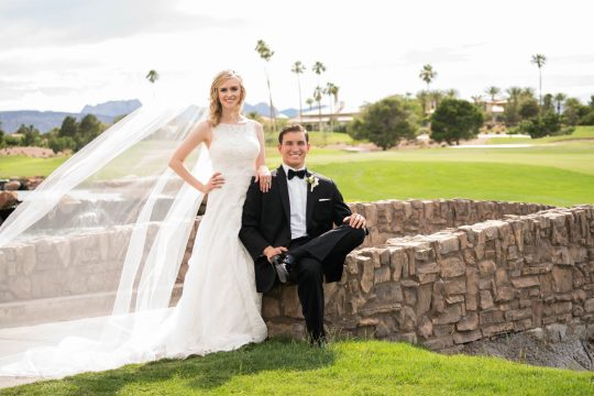 Canyon Gate Country Club Wedding