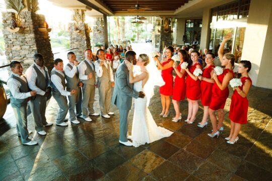 Cili at Bali Hai Wedding